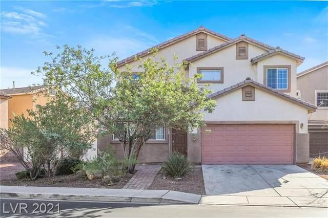 4718 Longshot Drive, Las Vegas, NV 89122 (MLS #2327774) :: Galindo Group Real Estate
