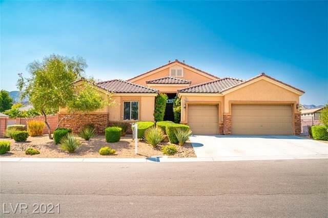 4831 Sweetie Court, Las Vegas, NV 89149 (MLS #2327822) :: Alexander-Branson Team | Realty One Group