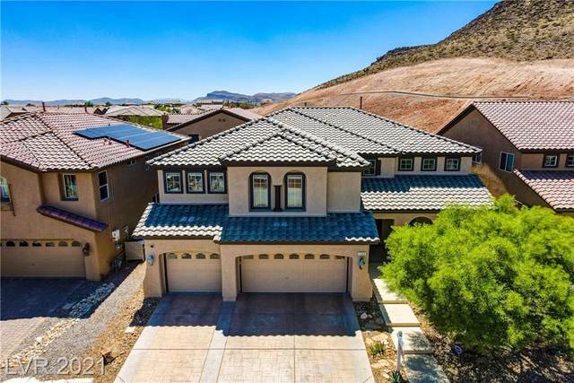 799 Shirehampton Drive, Las Vegas, NV 89178 (MLS #2327954) :: The Chris Binney Group | eXp Realty