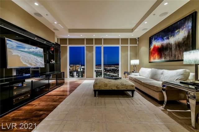 3750 Las Vegas Boulevard #4002, Las Vegas, NV 89158 (MLS #2327994) :: Alexander-Branson Team | Realty One Group