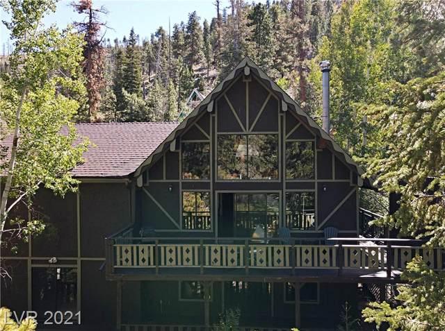 4146 Tyrol Way, Las Vegas, NV 89124 (MLS #2328094) :: Jeffrey Sabel