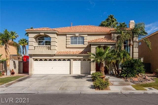 1950 Golden Trumpet Avenue, Las Vegas, NV 89123 (MLS #2328239) :: Keller Williams Realty
