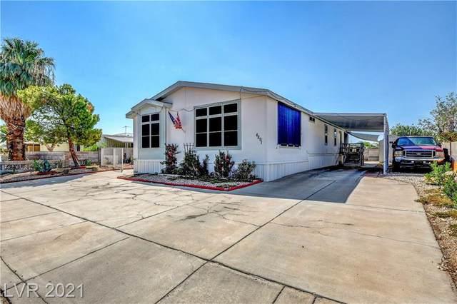 4891 Hildago Way, Las Vegas, NV 89121 (MLS #2328275) :: Coldwell Banker Premier Realty
