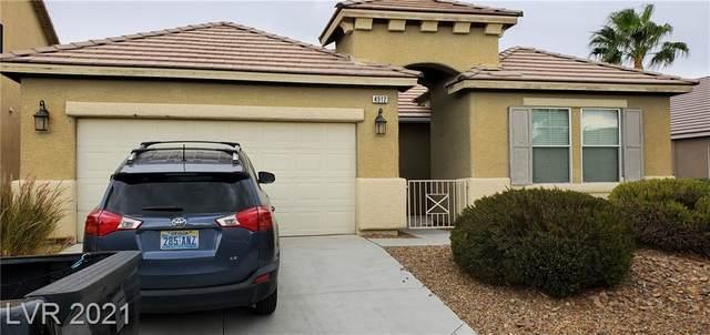 4912 Jade Ridge Street, North Las Vegas, NV 89081 (MLS #2328532) :: Lindstrom Radcliffe Group