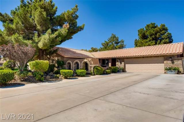 6109 Starlight Drive, Las Vegas, NV 89130 (MLS #2328540) :: Lindstrom Radcliffe Group