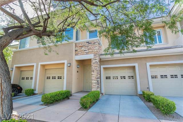 824 Peachy Canyon Circle #202, Las Vegas, NV 89144 (MLS #2328545) :: Keller Williams Realty