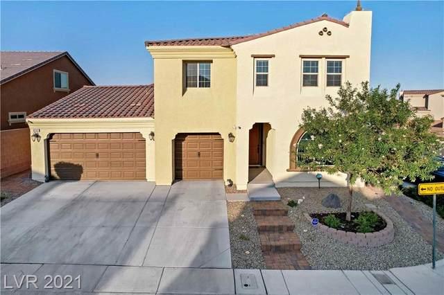 6532 Becket Creek Ct Court, North Las Vegas, NV 89084 (MLS #2328579) :: Kypreos Team
