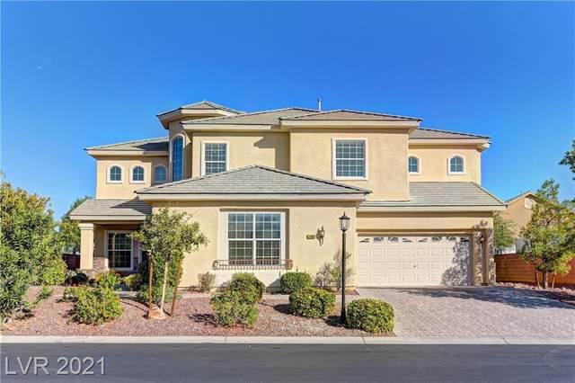 7400 Cardigan Bay Street, Las Vegas, NV 89131 (MLS #2328688) :: Keller Williams Realty