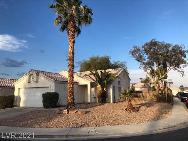 3618 Covewick Drive, North Las Vegas, NV 89032 (MLS #2328769) :: Jeffrey Sabel