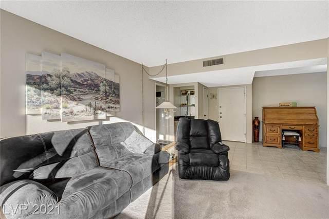 750 S Royal Crest Circle #354, Las Vegas, NV 89169 (MLS #2328789) :: Coldwell Banker Premier Realty