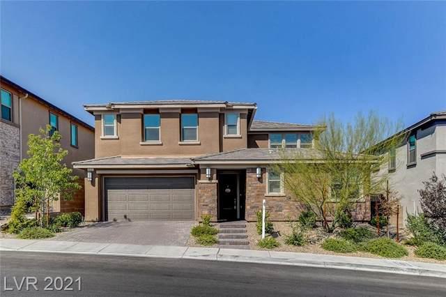 816 Elmstone Place, Las Vegas, NV 89138 (MLS #2328905) :: Alexander-Branson Team | Realty One Group