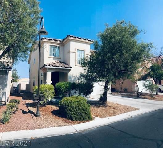 182 Rose Lake Street, Las Vegas, NV 89148 (MLS #2329041) :: Lindstrom Radcliffe Group
