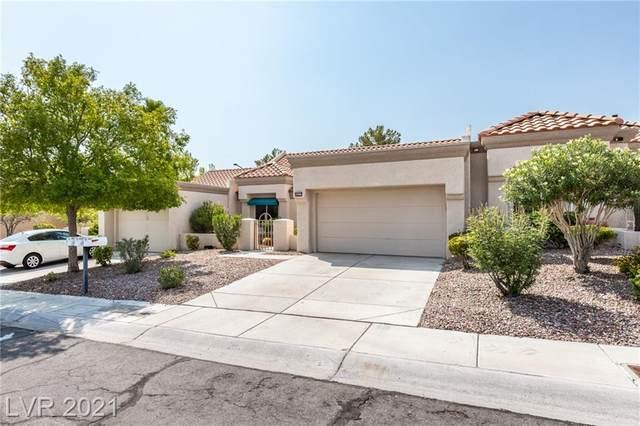 9657 Blue Bell Drive, Las Vegas, NV 89134 (MLS #2329396) :: Jeffrey Sabel