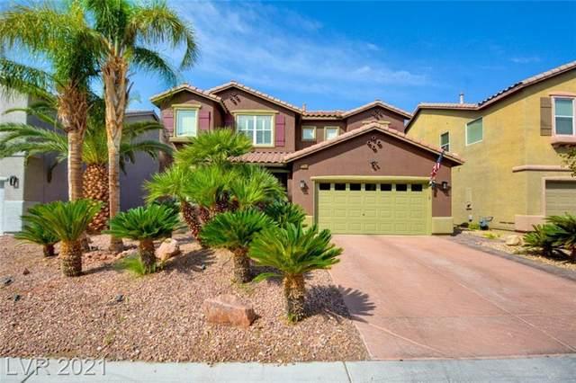 6289 Whispering Creek Street, Las Vegas, NV 89148 (MLS #2329425) :: Keller Williams Realty