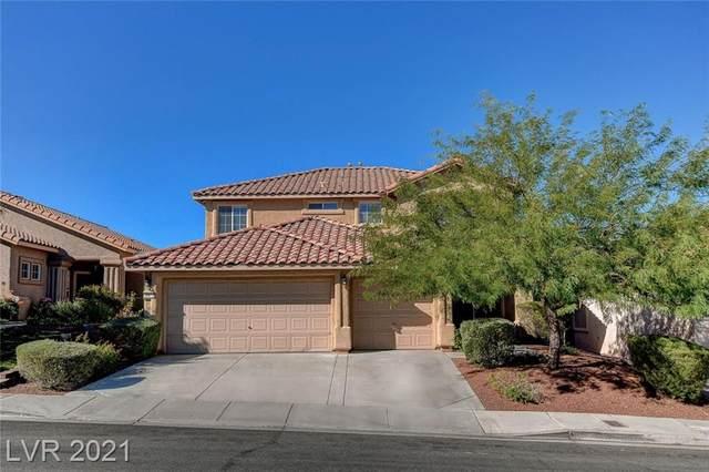 10612 Olivebranch Avenue, Las Vegas, NV 89144 (MLS #2329450) :: Jeffrey Sabel