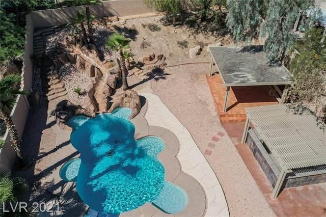 2209 Crestline Falls Place, Las Vegas, NV 89134 (MLS #2330001) :: Keller Williams Realty
