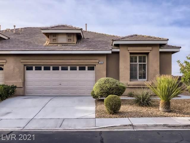 209 Kyland Cove Avenue, Las Vegas, NV 89123 (MLS #2330111) :: The Perna Group