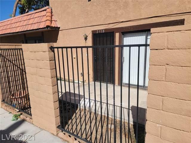 231 Brookside Lane B, Las Vegas, NV 89107 (MLS #2330160) :: Coldwell Banker Premier Realty