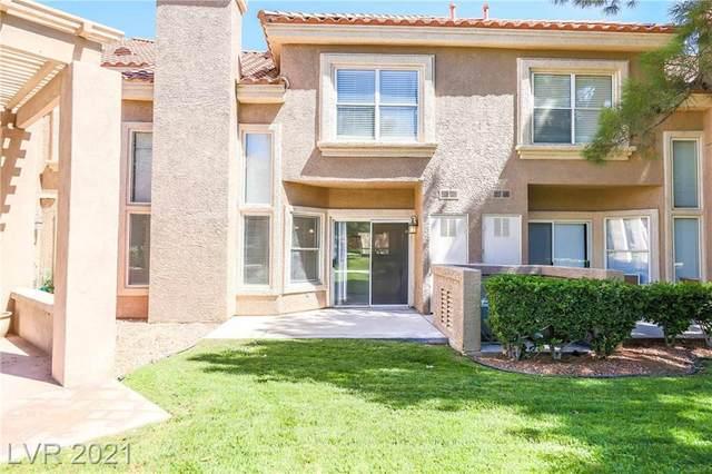 5125 W Reno Avenue #1079, Las Vegas, NV 89118 (MLS #2330190) :: Keller Williams Realty