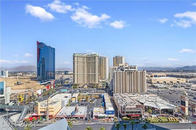 3722 Las Vegas Boulevard #1502, Las Vegas, NV 89158 (MLS #2330193) :: Lindstrom Radcliffe Group