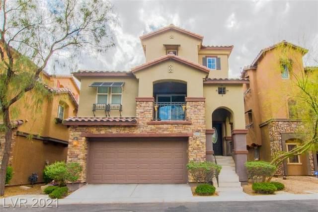 10493 Badger Ravine Street, Las Vegas, NV 89178 (MLS #2330238) :: Jeffrey Sabel