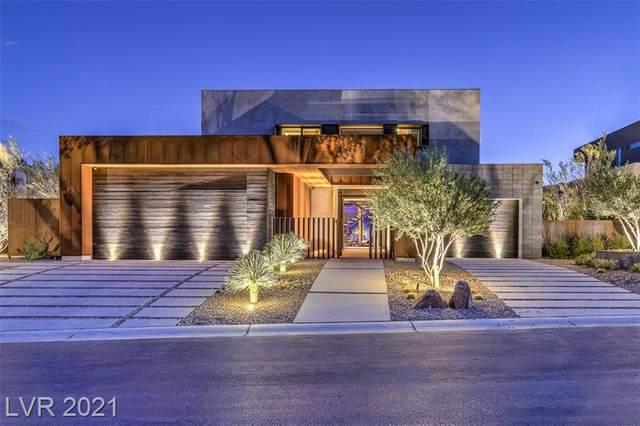 41 Sun Glow Lane, Las Vegas, NV 89135 (MLS #2330250) :: The Perna Group