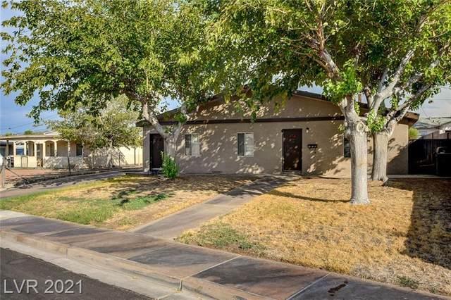 43 Wyoming Avenue, Henderson, NV 89015 (MLS #2330449) :: Keller Williams Realty