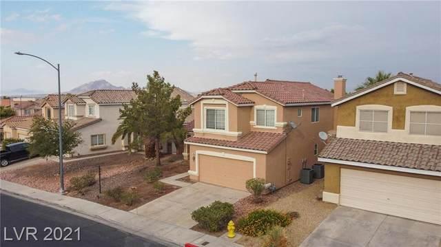 332 Laguna Glen Drive, Henderson, NV 89014 (MLS #2330517) :: Signature Real Estate Group
