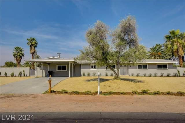 1768 Santa Anita Drive, Las Vegas, NV 89119 (MLS #2330660) :: Hebert Group | eXp Realty