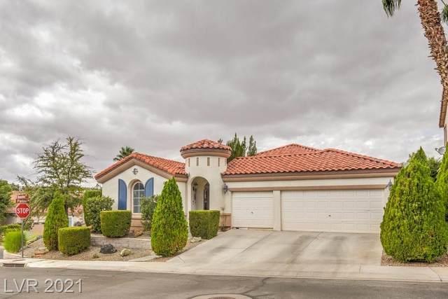 2850 Bronzino Court, Henderson, NV 89052 (MLS #2330683) :: Signature Real Estate Group