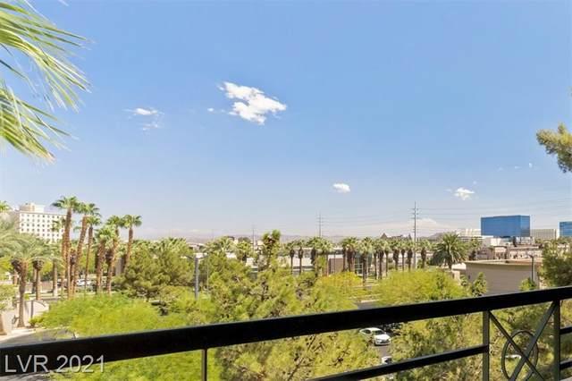 270 E Flamingo Road #311, Las Vegas, NV 89169 (MLS #2330711) :: Keller Williams Realty