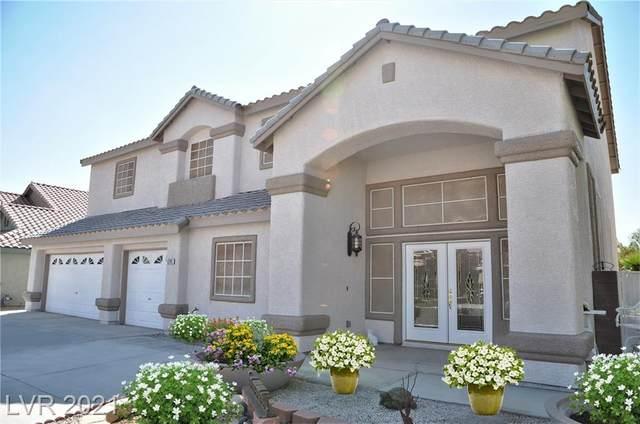 1285 Honey Lake Street, Las Vegas, NV 89110 (MLS #2330821) :: Lindstrom Radcliffe Group