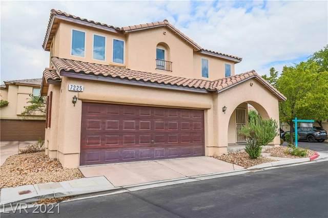 7225 Harbow Ridge Place, Las Vegas, NV 89131 (MLS #2330840) :: Keller Williams Realty