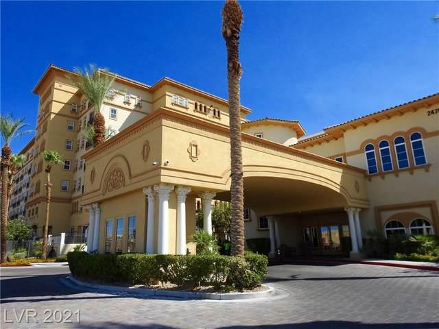 2405 W Serene Avenue #201, Las Vegas, NV 89123 (MLS #2330891) :: Hebert Group   eXp Realty