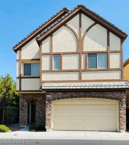 348 Hanbury Manor Lane, Las Vegas, NV 89145 (MLS #2331031) :: 775 REALTY