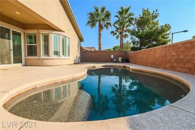 228 Foley Lane, Las Vegas, NV 89138 (MLS #2331133) :: Lindstrom Radcliffe Group