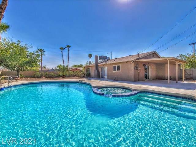 2805 Castlewood Drive, Las Vegas, NV 89102 (MLS #2331181) :: Hebert Group | eXp Realty