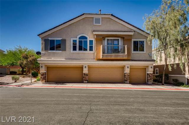 1147 Heavenly Harvest Place #103, Henderson, NV 89002 (MLS #2331352) :: Custom Fit Real Estate Group