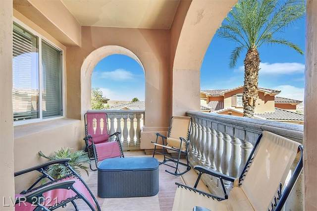 30 Via Mantova #109, Henderson, NV 89011 (MLS #2331426) :: Galindo Group Real Estate