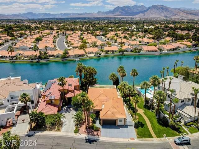2533 Sun Reef Road, Las Vegas, NV 89128 (MLS #2331526) :: Signature Real Estate Group