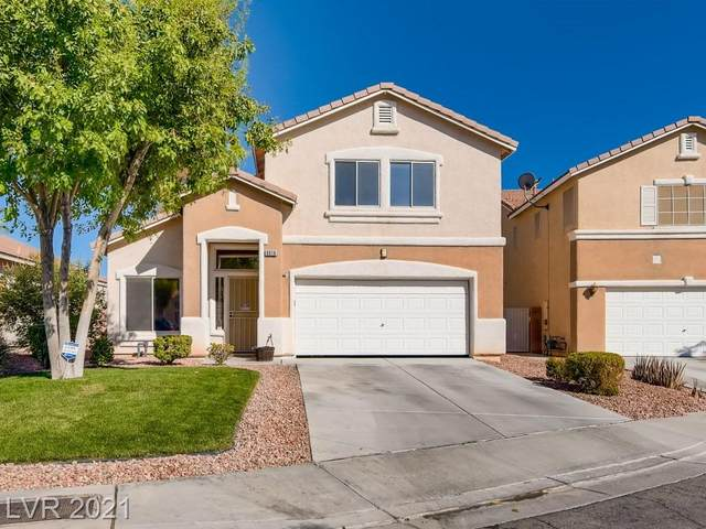 6018 Carmel Bluff Street, North Las Vegas, NV 89031 (MLS #2331577) :: The Melvin Team