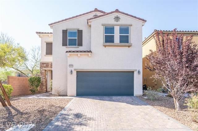 623 Wounded Star Avenue, Las Vegas, NV 89178 (MLS #2331599) :: Hebert Group   eXp Realty