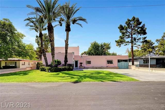 704 Kenny Way, Las Vegas, NV 89107 (MLS #2331603) :: Hebert Group | eXp Realty