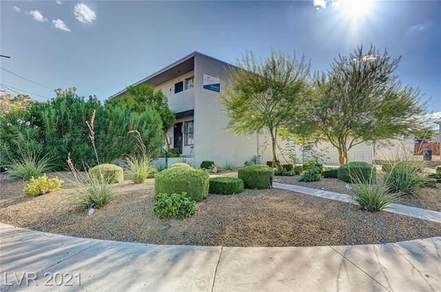 641 N Maryland Parkway, Las Vegas, NV 89101 (MLS #2331660) :: Hebert Group | eXp Realty
