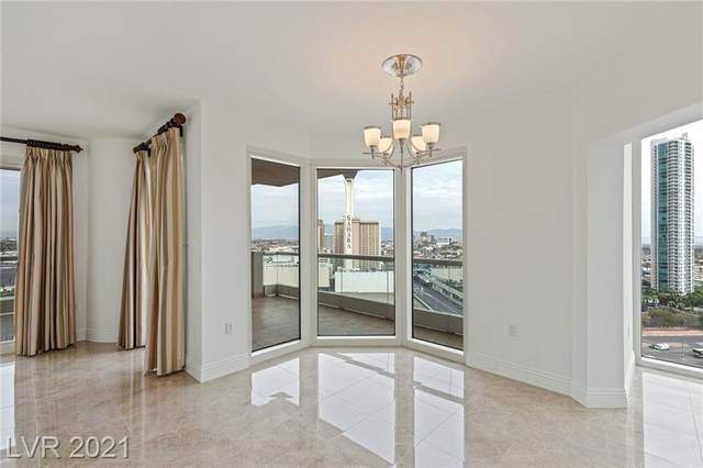 2777 Paradise Road #1705, Las Vegas, NV 89109 (MLS #2331702) :: Hebert Group | eXp Realty