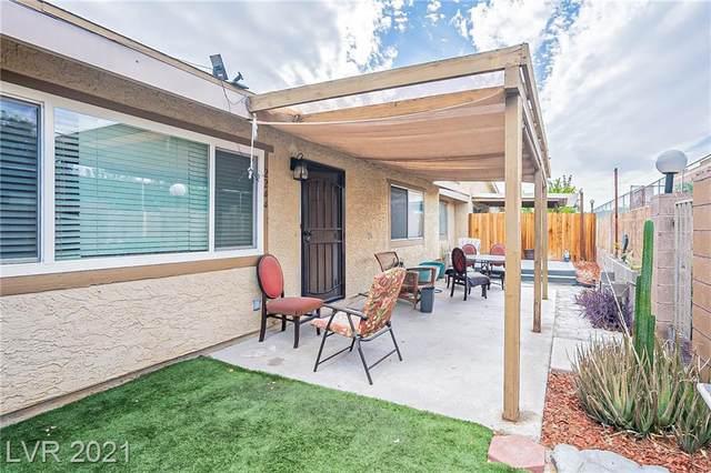 2244 Short Pine Drive, Las Vegas, NV 89108 (MLS #2331787) :: Lindstrom Radcliffe Group