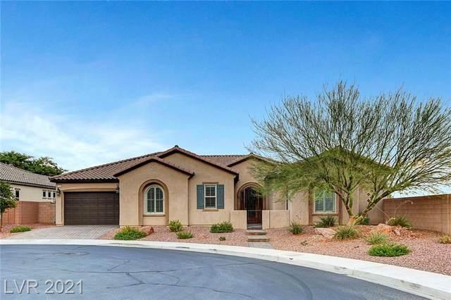 6706 Gray Horse Street, Las Vegas, NV 89149 (MLS #2332000) :: Vestuto Realty Group