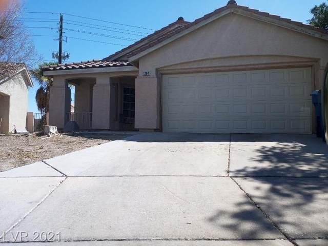 1204 Silver Prospect Drive, Las Vegas, NV 89108 (MLS #2332166) :: Lindstrom Radcliffe Group