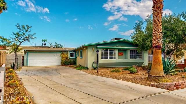 6708 Cabra Street, Las Vegas, NV 89107 (MLS #2332188) :: Jeffrey Sabel