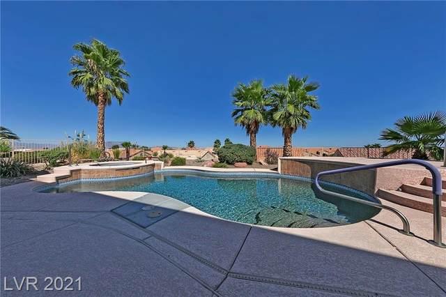 2104 Sun Cliffs Street, Las Vegas, NV 89134 (MLS #2332213) :: Hebert Group | eXp Realty